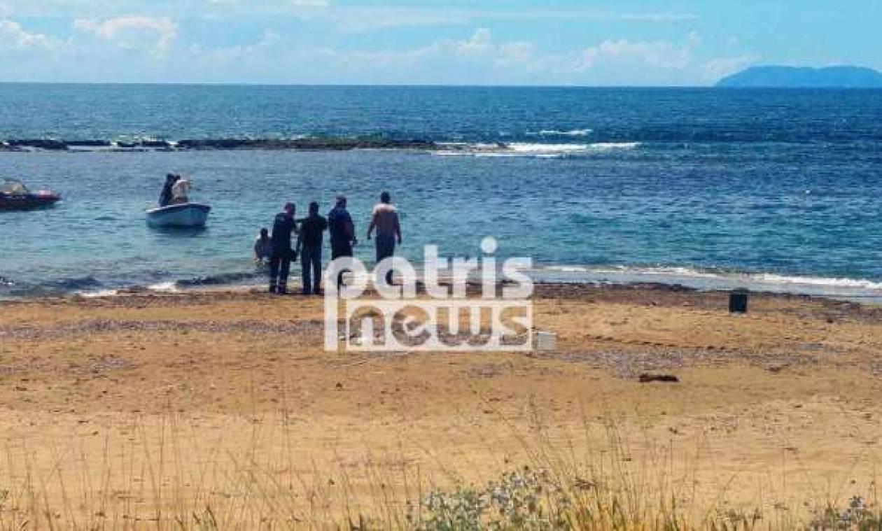 Πύργος: Καρέ-καρέ η εξουδετέρωση οβίδων στην παραλία του Αγίου Ηλία (vid)