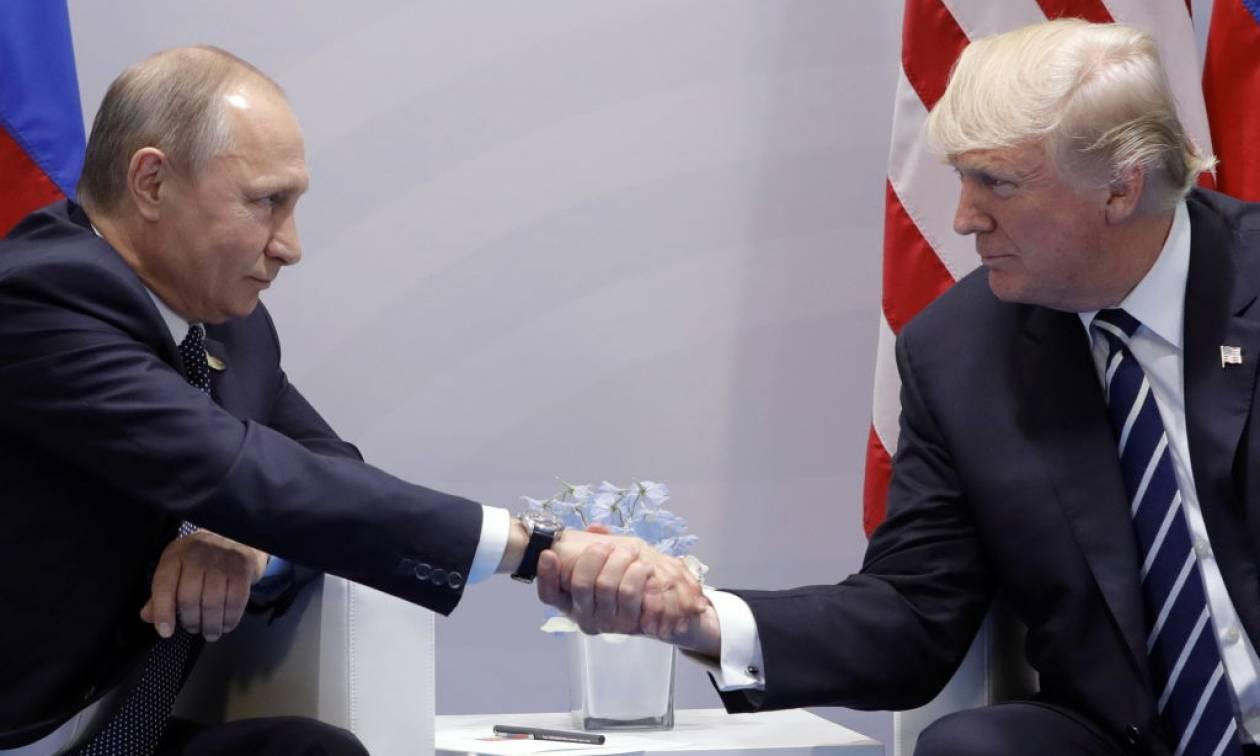 Είναι οριστικό: «Έκλεισε» η συνάντηση Τραμπ – Πούτιν