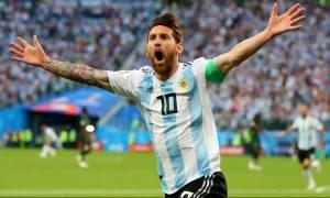 Μουντιάλ 2018: Το απίστευτο ρεκόρ του Μέσι στα Παγκόσμια Κύπελλα