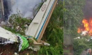 Ινδία: Συντριβή μικρού αεροσκάφους - Πέντε νεκροί