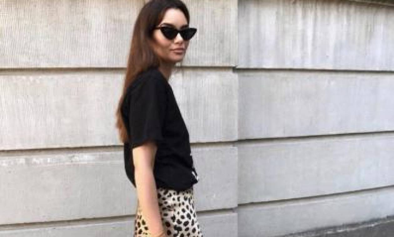 Η φούστα που έχει κατακτήσει το Instagram και θα θες στην ντουλάπα σου