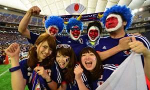 Μουντιάλ στη Ρωσία και η φάση είναι... Βig in Japan