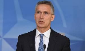 Στόλτενμπεργκ: Αισιοδοξία για την ένταξη των Σκοπίων στο ΝΑΤΟ