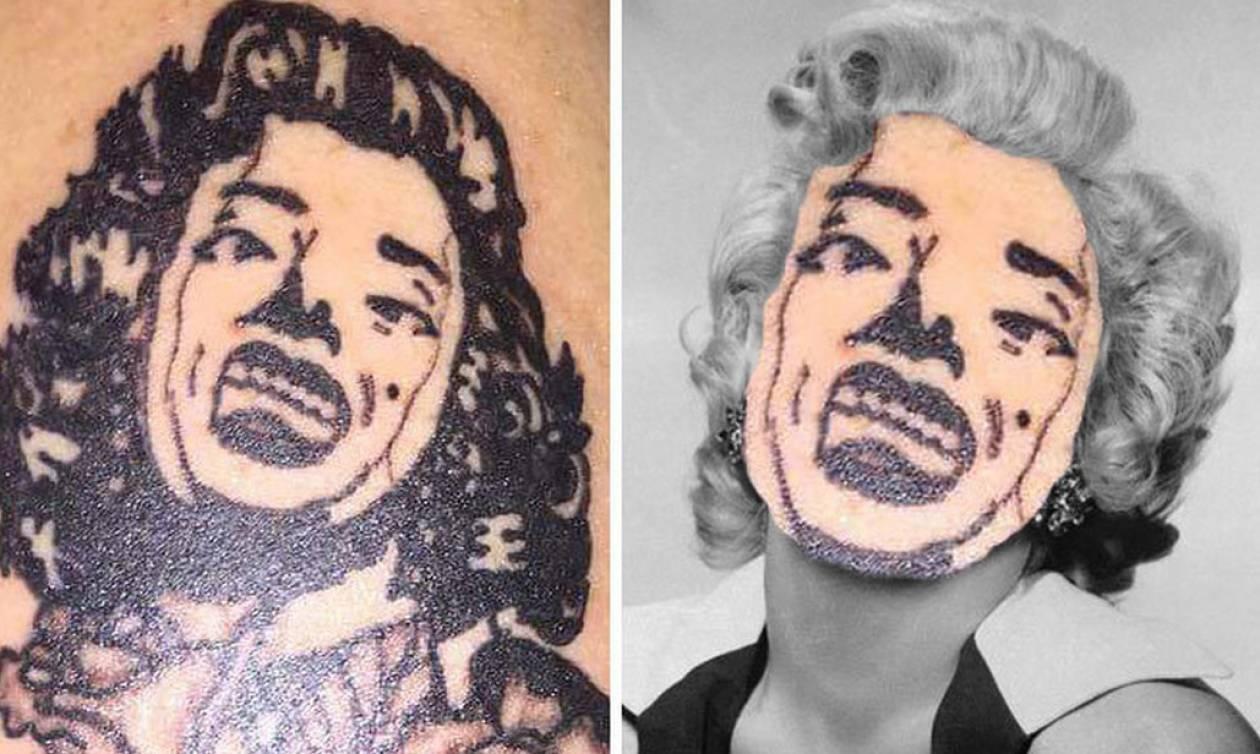 Πόσo τραγικό; Τα 12 πιο αποτυχημένα τατουάζ που θα δεις στη ζωή σου! (pics)