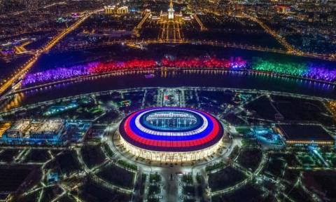 Παγκόσμιο Κύπελο Ποδοσφαίρου: Το παν είναι η διάταξη του χώρου