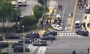 Ένοπλη επίθεση σε γραφεία εφημερίδας στο Μέριλαντ: Δείτε εικόνα από το σημείο