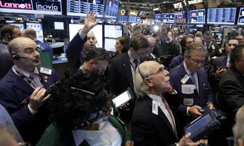 Οι τράπεζες έφεραν την άνοδο στη Wall Street