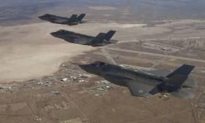 Νέο «χαστούκι» από τις ΗΠΑ στην Τουρκία για τα F-35