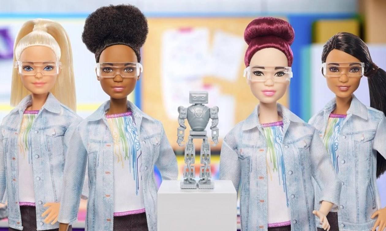 Νέα... καριέρα ξεκινά η διάσημη κούκλα Μπάρμπι!