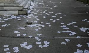 Εισαγγελική παρέμβαση για απειλές του Ρουβίκωνα στον ΣΚΑΪ