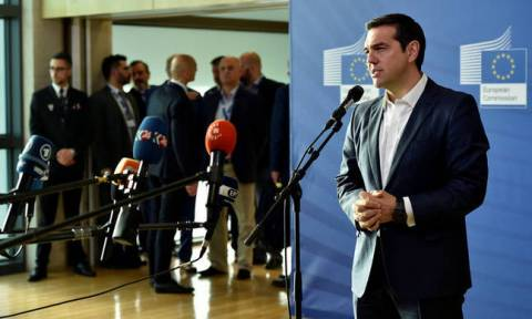 Countries supporting a European solution on migration must find ways to cooperate, PM Tsipras says