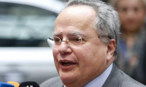 Никос Котзиас заявил о поступающих в его адрес угрозах