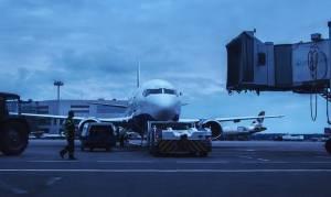Αναστάτωση στο αεροδρόμιο της Μόσχας: Μια σύλληψη