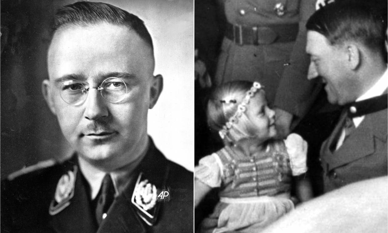 Σάλος στη Γερμανία: H κόρη του Χίμλερ δούλευε κρυφά στην υπηρεσία πληροφοριών