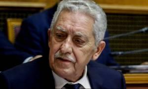 Κουβέλης: Απρόθυμος ο Ερντογάν για τους δύο Έλληνες στρατιωτικούς