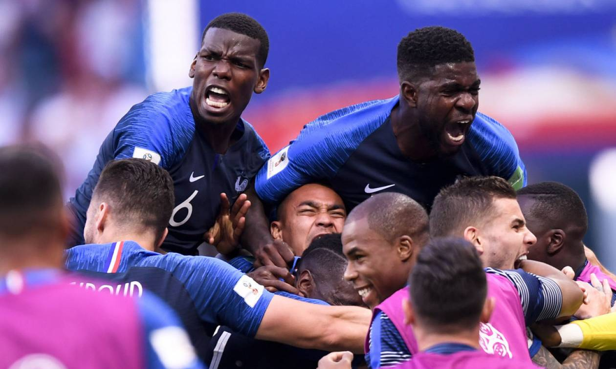 Μουντιάλ 2018: Η Γαλλία νίκησε την Αργεντινή 4-3 και προκρίθηκε στα προημιτελικά