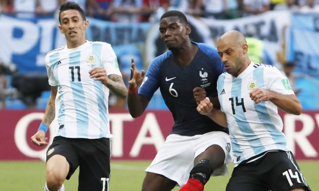 Παγκόσμιο Κύπελλο Ποδοσφαίρου 2018: «Τέλος» ο Μασεράνο από την Αργεντινή