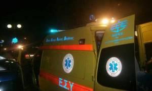Τραγωδία στην Κρήτη: Νεκρή πεζή γυναίκα που παρασύρθηκε από αυτοκίνητο