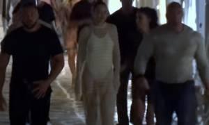 Gigi Hadid: Το ξεσάλωμα του διάσημου μοντέλου στη Μύκονο και η άσεμνη χειρονομία της στην κάμερα!