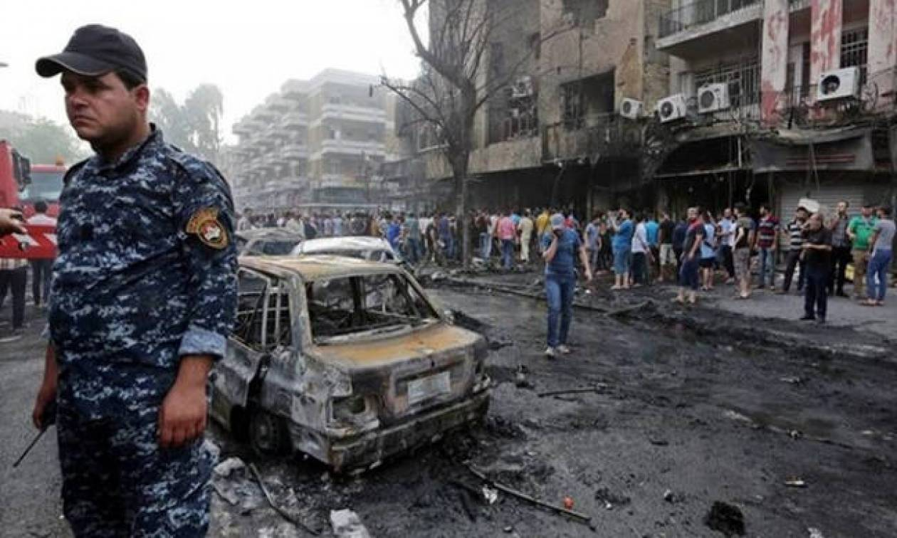 Ιράκ: Εξερράγη παγιδευμένο αυτοκίνητο - Ένας νεκρός, δεκάδες τραυματίες