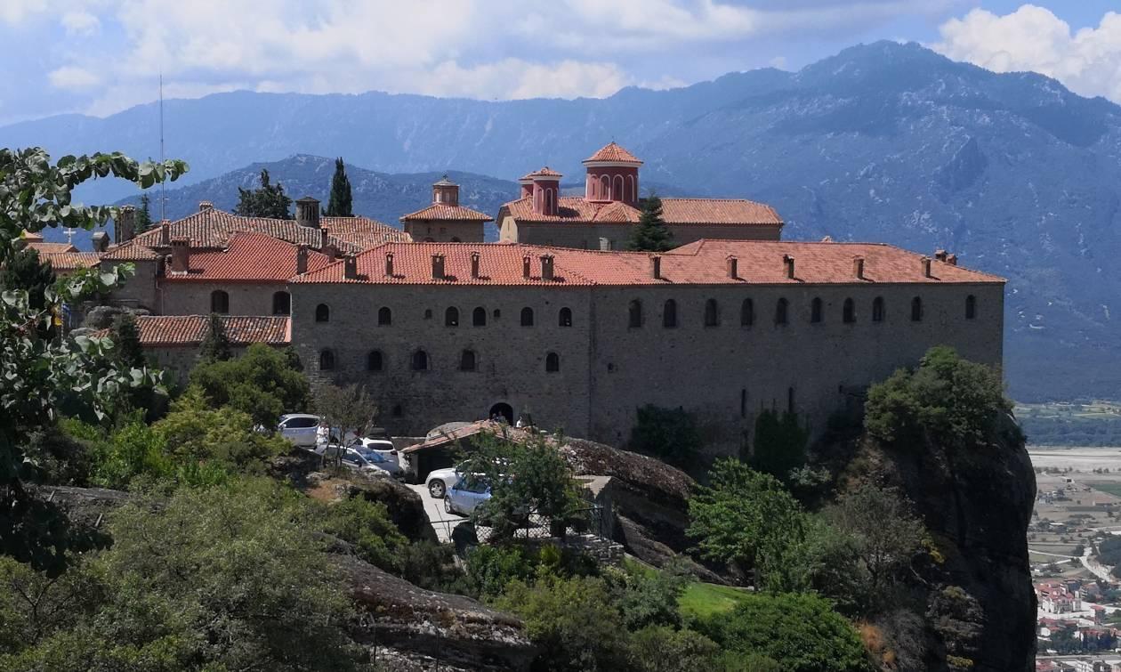 Θεσσαλία: Τα θρησκευτικά μνημεία προσελκύουν Έλληνες και ξένους τουρίστες (pics)