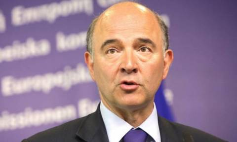 EU Commissioner Moscovici in Athens on July 2 and 3