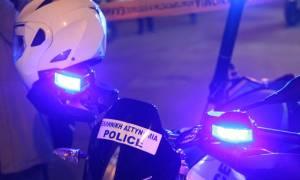 Καταδίωξη στη Θεσσαλονίκη: Ανήλικος διακινούσε μετανάστες με κλεμμένο αυτοκίνητο