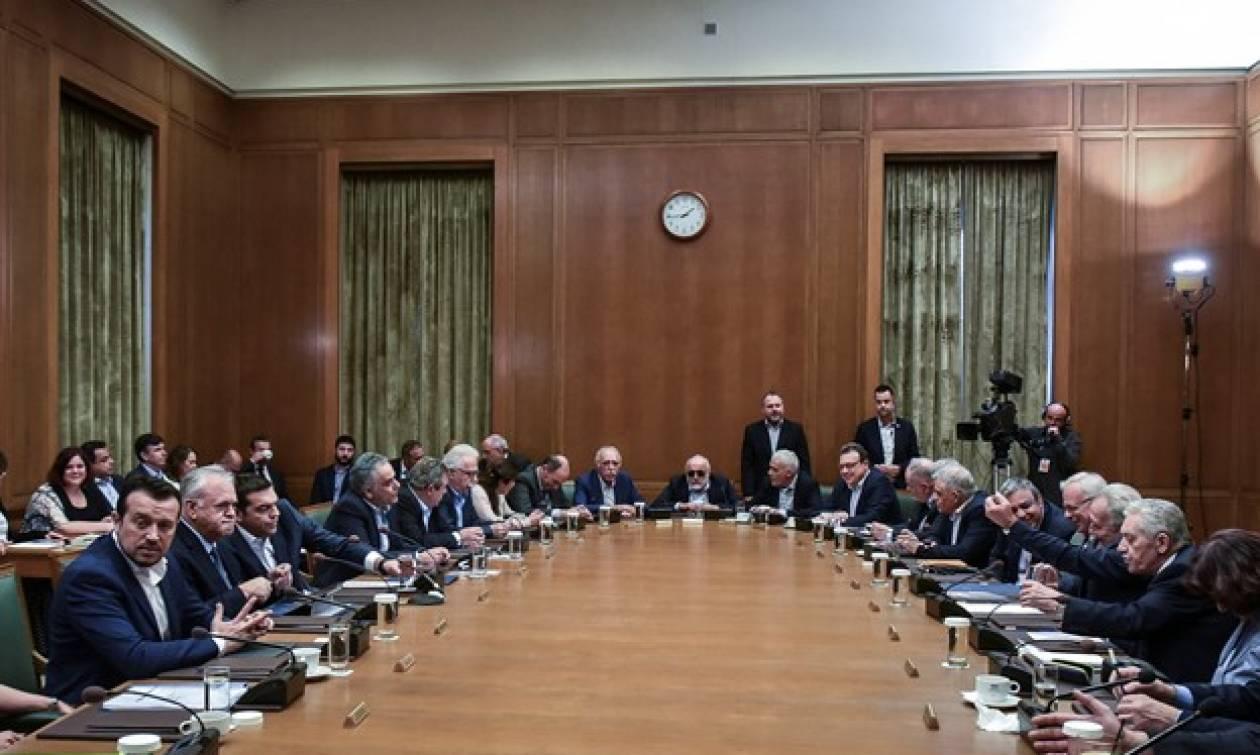 Υπουργικό Συμβούλιο υπό τον Τσίπρα τη Δευτέρα (02/07)