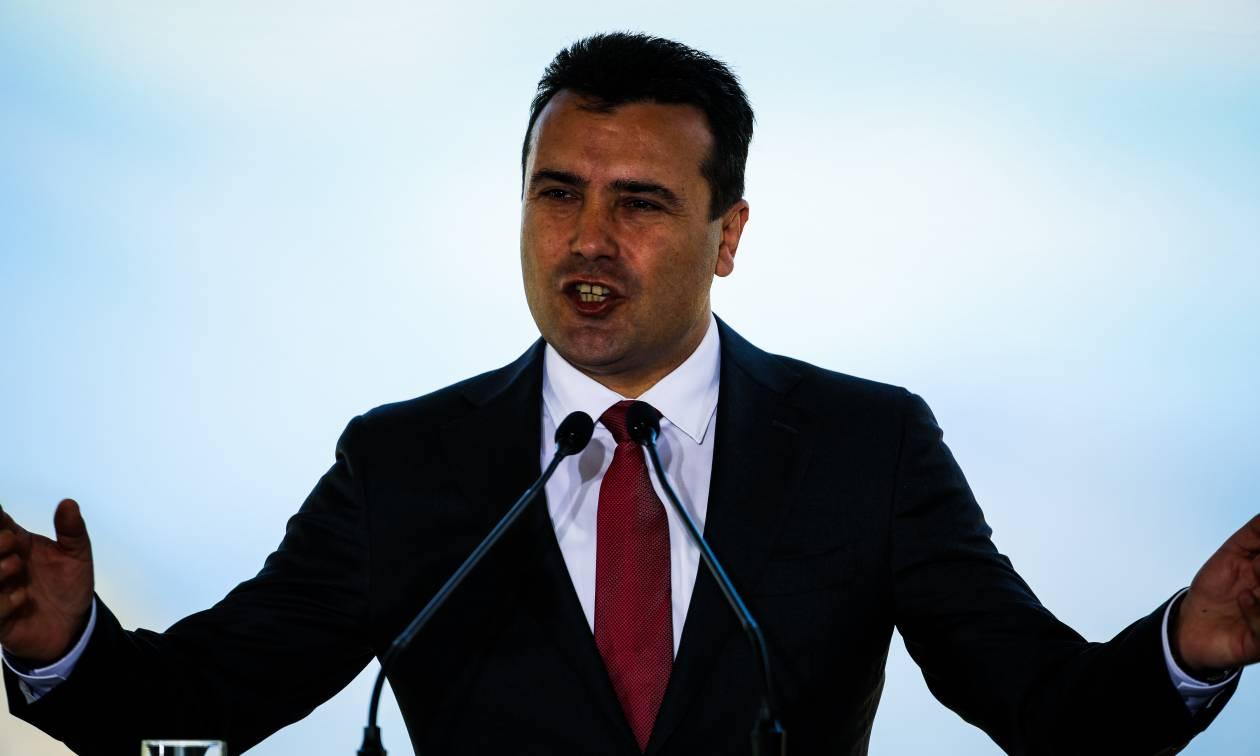 Σκοπιανό - Προκαλεί ο Ζάεφ στο Twitter: «Η μακεδονική γλώσσα και ταυτότητα διασφαλίζονται»