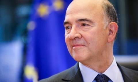 В Афины с рабочим визитом пребывает еврокомисар Пьер Московиси