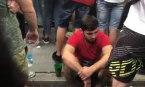 Μουντιάλ 2018: Ο Ρώσος φίλαθλος που δεν άντεχε να δει τα πέναλτι (video)