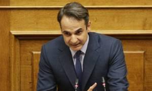 Μητσοτάκης: Ο Τσίπρας είναι πλέον πρωθυπουργός υπό προθεσμία