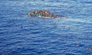 «Νεκρή» θάλασσα η Μεσόγειος: Νέο ναυάγιο με δεκάδες αγνοούμενους