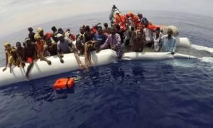 Νέο ναυάγιο στα ανοιχτά της Λιβύης με 63 αγνοούμενους