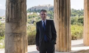 Τζέφρι Πάιατ: Οι ΗΠΑ θα στηρίξουν την ελληνική κυβέρνηση και τον ελληνικό λαό