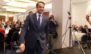 Μητσοτάκης: Θλιβερή η εμφάνιση του Καμμένου - Ο Τσίπρας να ορίσει ημερομηνία εκλογών