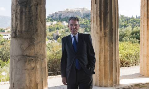 US Ambassador Pyatt: We are committed to supporting Greece in this new phase