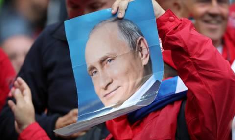 48% россиян заявили о доверии Путину