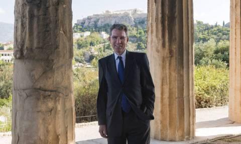 Посол США в Греции: После меморандума Греция должна сосредоточиться на привлечении инвестиций