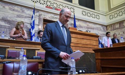 Moscovici: This is not a fourth memorandum and the troika will not return