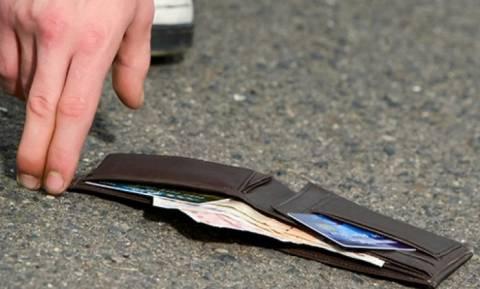 Кипрские студенты нашли кошелек и вернули его владельцу