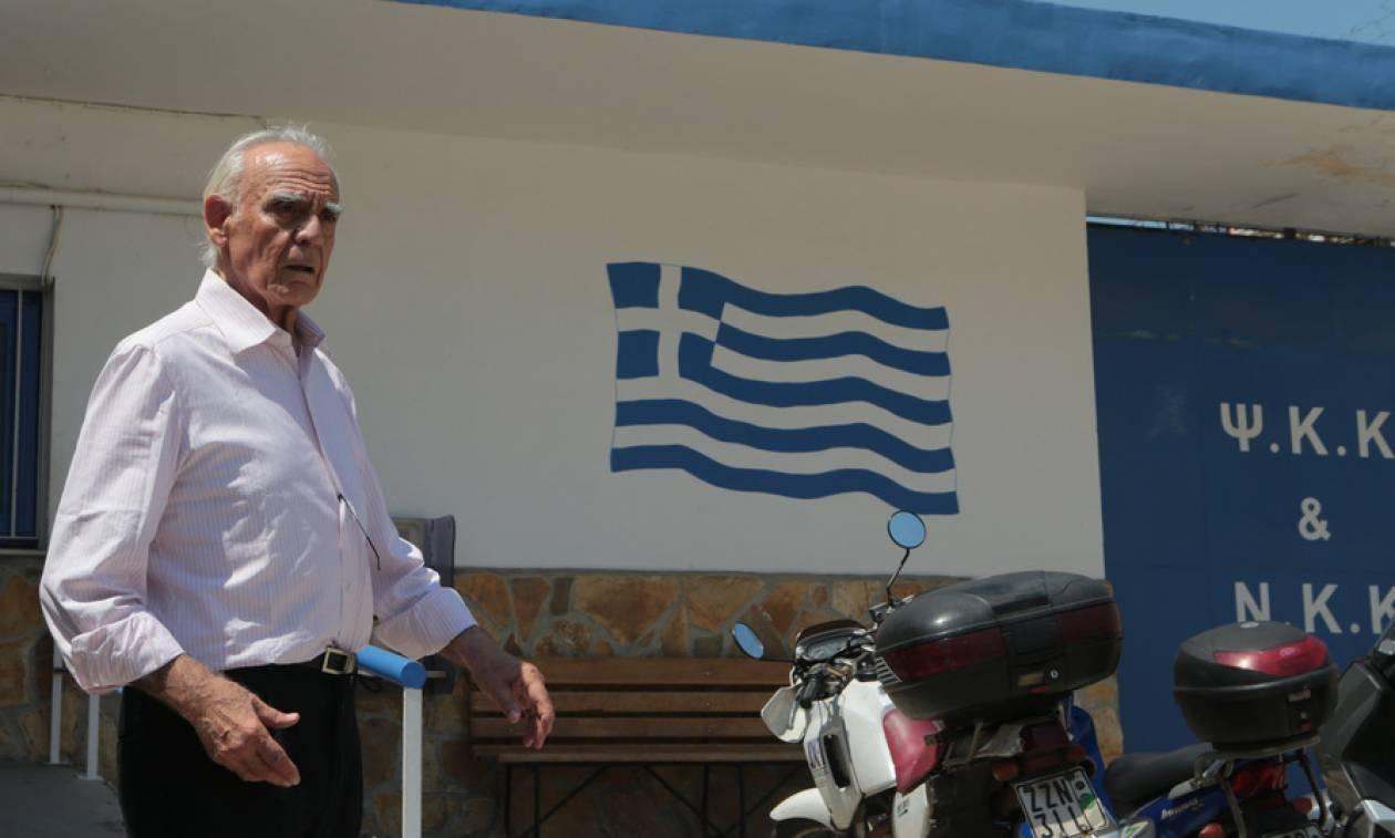 Αποφυλακίστηκε ο Άκης Τσοχατζόπουλος (pics)