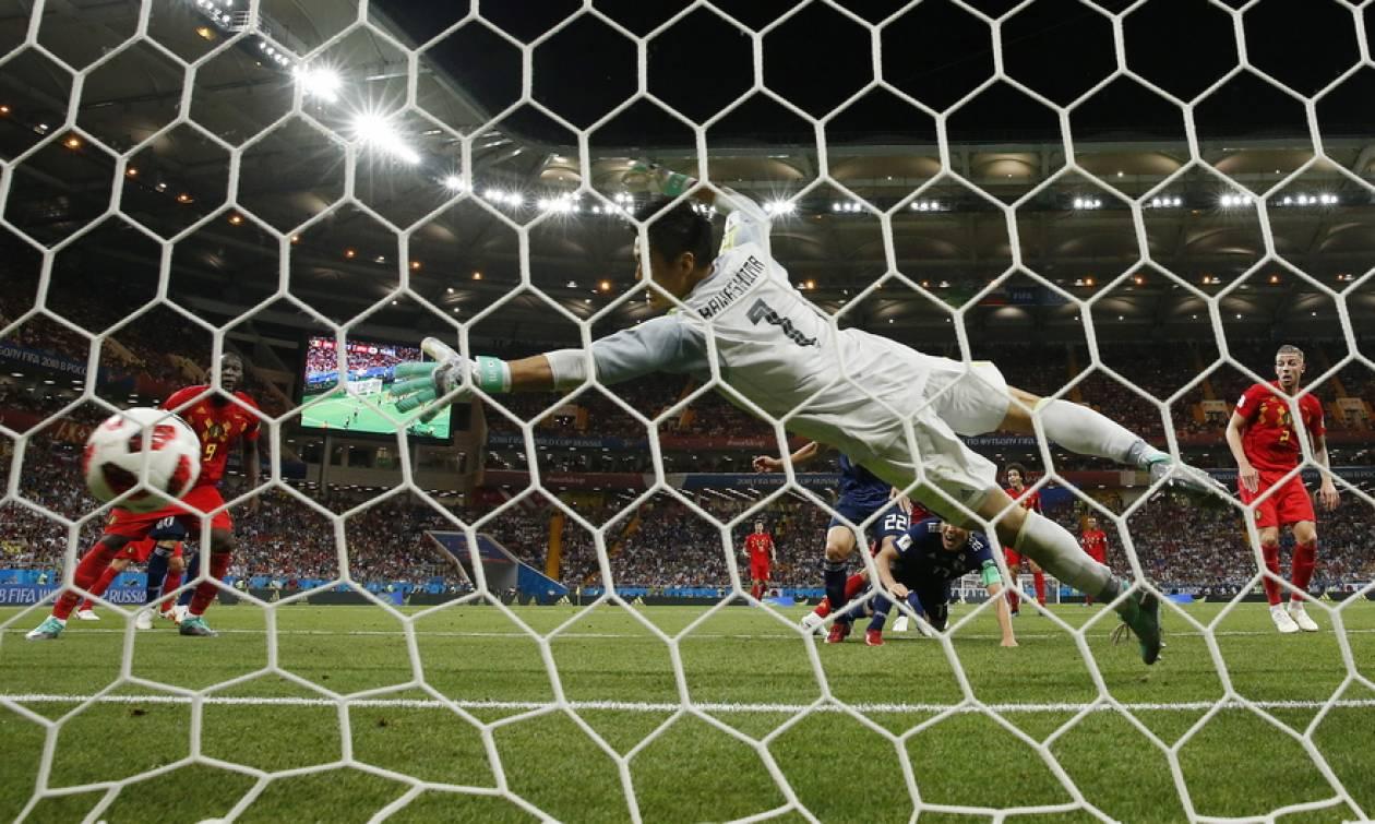 Μουντιάλ 2018: Για «θαύμα» κάνει λόγο ο βελγικός Τύπος αναφερόμενος στη νίκη του Βελγίου
