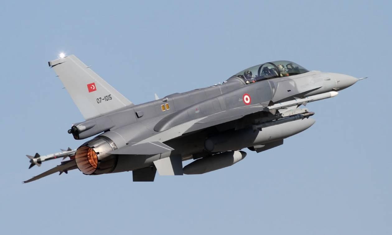 Συναγερμός στο Αιγαίο: Εικονική αερομαχία ελληνικών - τουρκικών μαχητικών