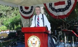 Πάιατ: Οι ΗΠΑ θα βοηθήσουν την Ελλάδα με κάθε μέσο