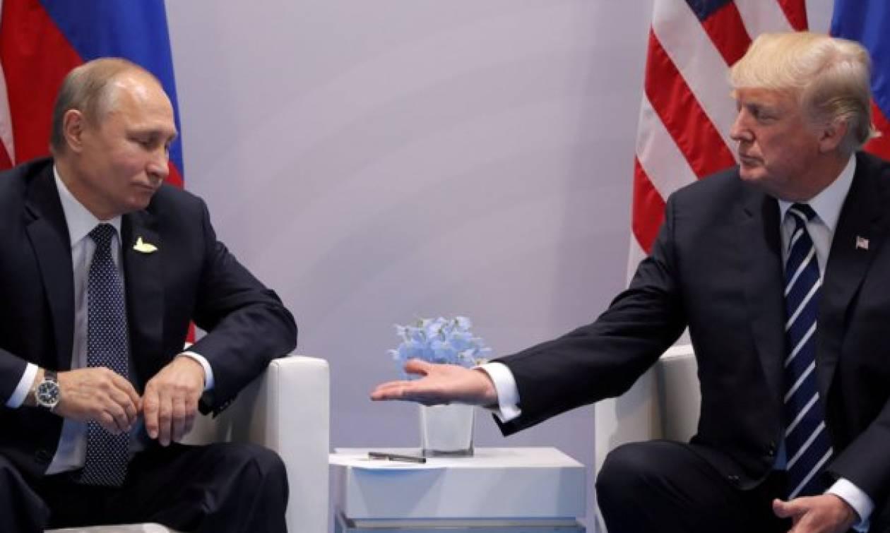 Πυρετώδεις διεργασίες για τη συνάντηση Τραμπ - Πούτιν