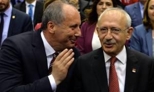 Τουρκία: Αναταράξεις στην αντιπολίτευση - Ο Ιντζέ διεκδικεί τη θέση του Κιλιτσντάρογλου