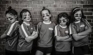Το μήνυμα πόσο ισχυρά είναι τα κορίτσια, μέσα από φωτογραφίες που θα σας καθηλώσουν