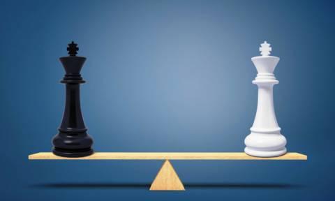 Ποιος είναι ο άξονας της προσωπικότητας ή της κληρονομικότητας;