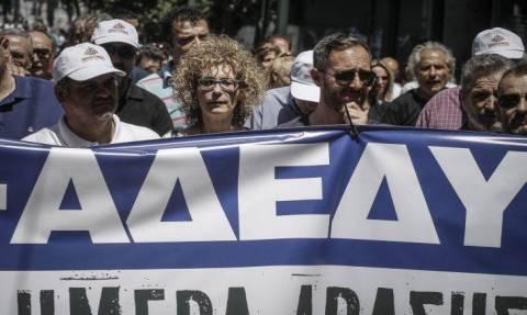 В Пятницу на Синтагме профсоюз ΑΔΕΔΥ проведет акцию протеста